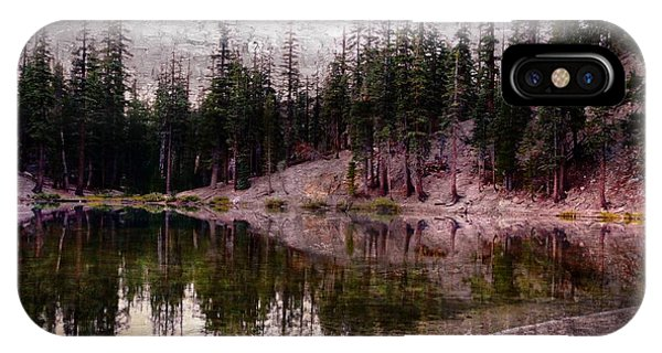 Morning At The Lake IPhone Case