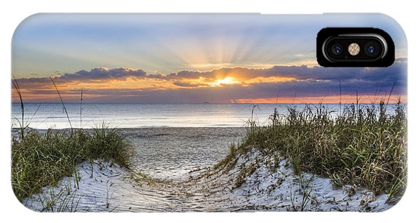 Boynton iPhone Case - Morning Blessing by Debra and Dave Vanderlaan