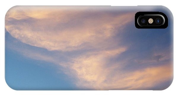 Morning Clouds IPhone Case