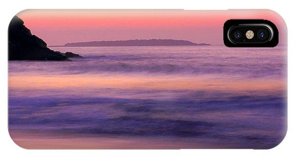 Morning Dream Singing Beach IPhone Case