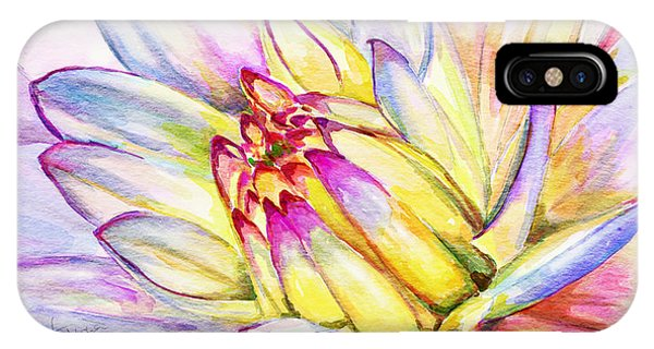 Morning Flower IPhone Case