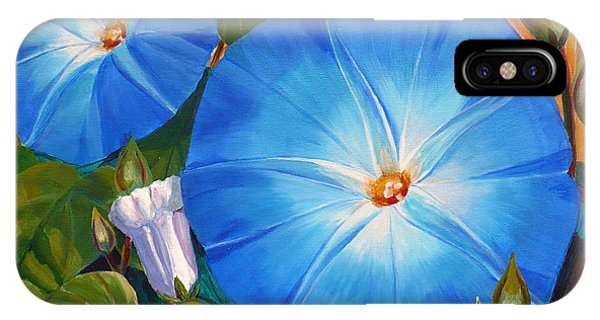 Morning Glories IPhone Case