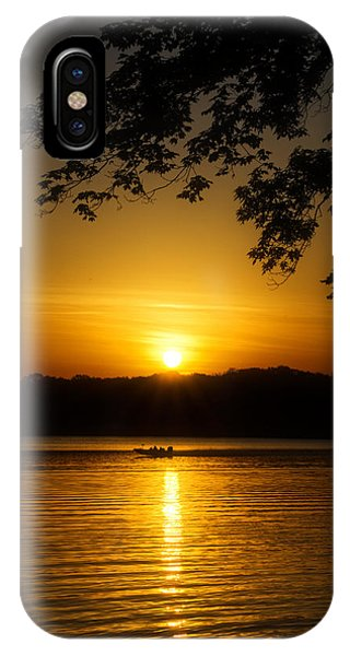 Morning Glow Phone Case by Dan Holland