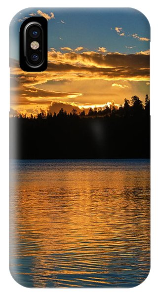 IPhone Case featuring the photograph Morning Has Broken by Sherri Meyer
