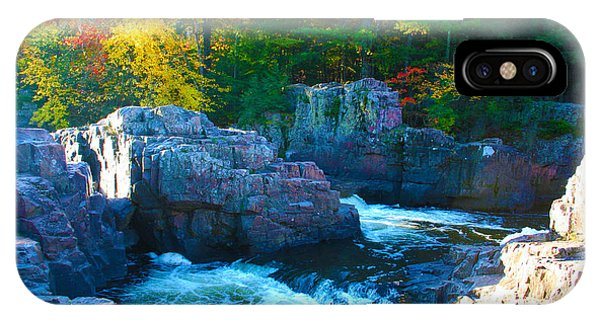 Morning In Eau Claire Dells IPhone Case