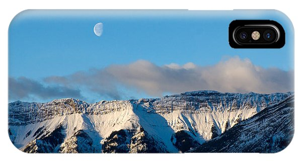 Morning In Mountains IPhone Case