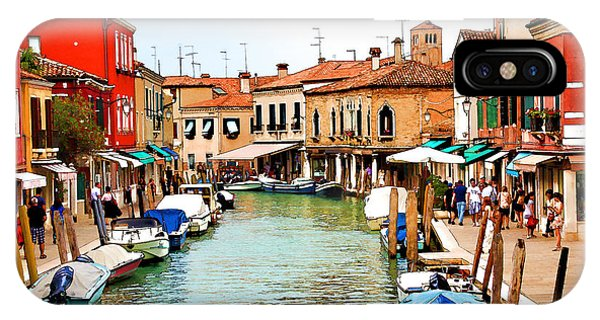 Morning In Murano IPhone Case