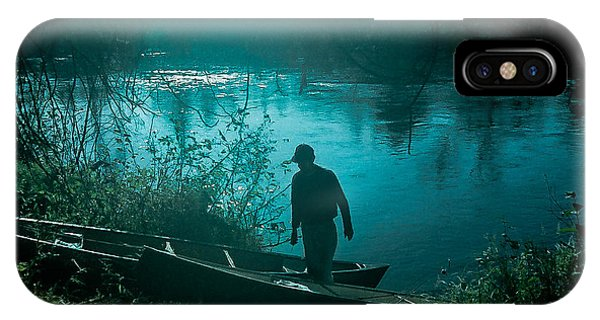 Morning In Quetico IPhone Case