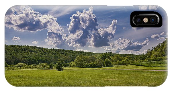 Morning Landscape IPhone Case