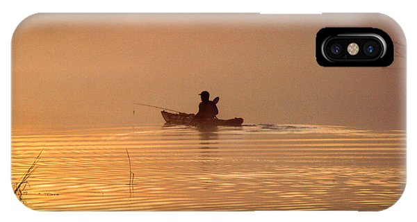 Morning Launch IPhone Case