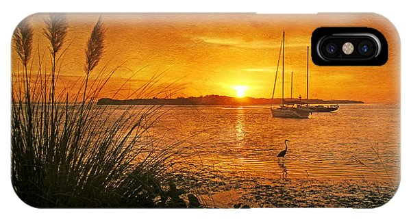 Morning Light - Florida Sunrise IPhone Case