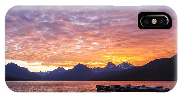 Beauty In Nature iPhone Case - Morning Light by Jon Glaser