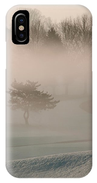 Morning Mist IPhone Case
