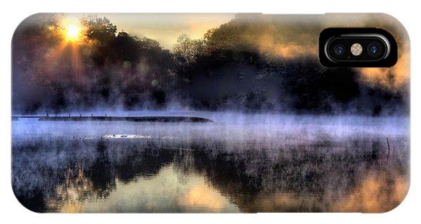 Morning Mist Phone Case by Steve Parr