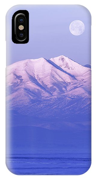 Morning Moon IPhone Case