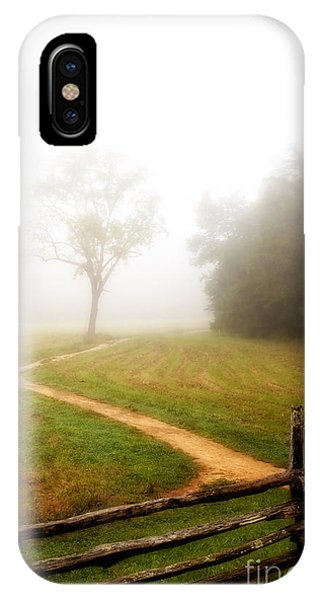 Morning Path IPhone Case