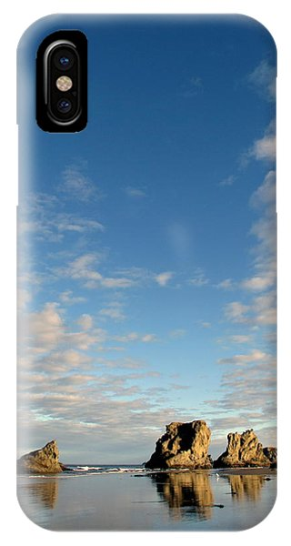 Morning Rocks IPhone Case