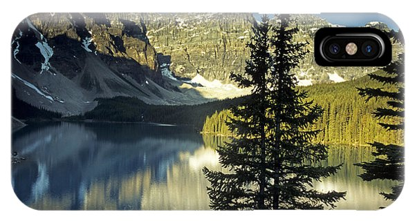 Morraine Lake II IPhone Case