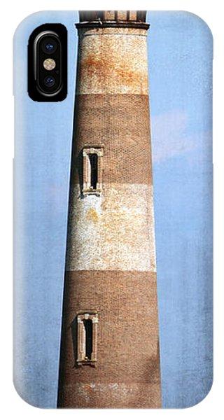 Morris Island Light IPhone Case