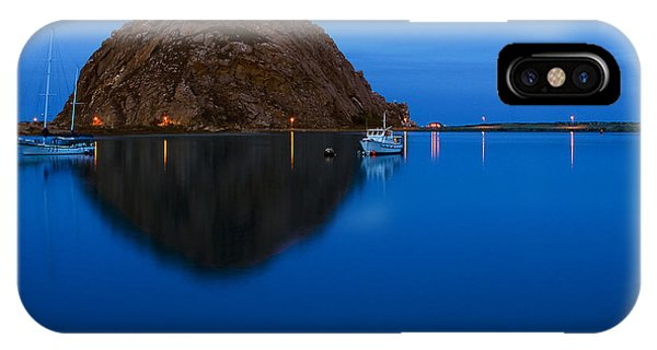 Morro Bay Calm Morning IPhone Case