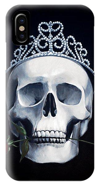Mortal Beauty IPhone Case