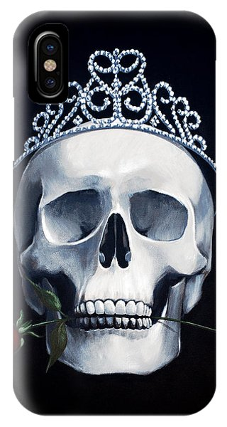 Mortal Beauty IPhone Case