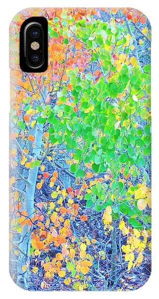 Mosaic Autumn IPhone Case