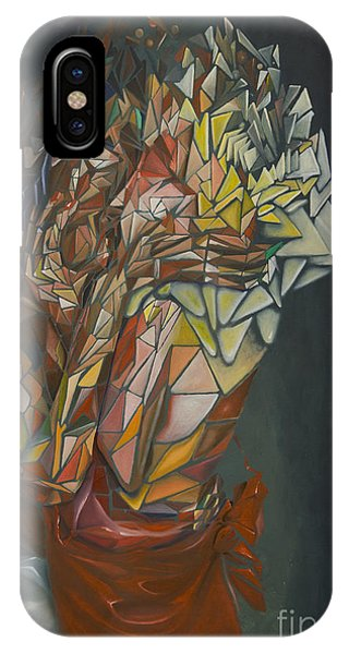 Mosaic Embrace IPhone Case