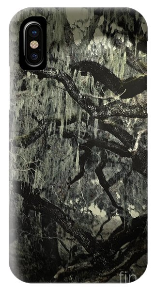 Moss Covered Oak IPhone Case