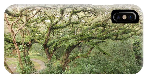 Mossy Oak Phone Case by Joseph Williams