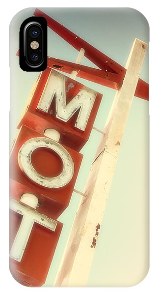 Motel El Rey IPhone Case