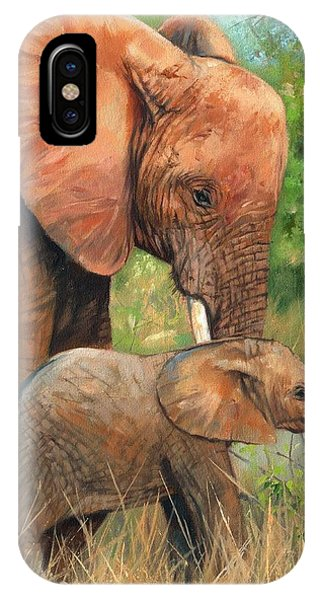 Mother Love 2 IPhone Case