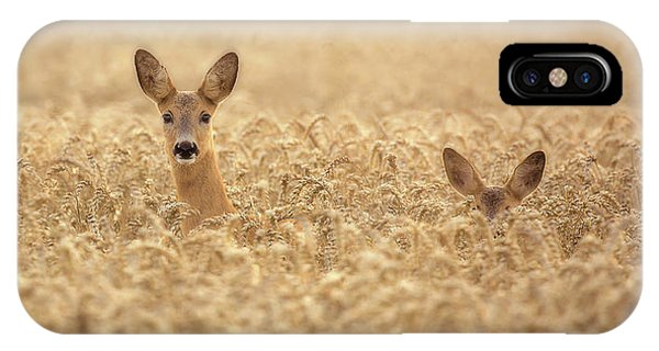 Mother With Child Phone Case by Allan Wallberg