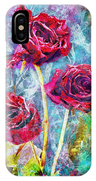 Mothers Day Rose IPhone Case