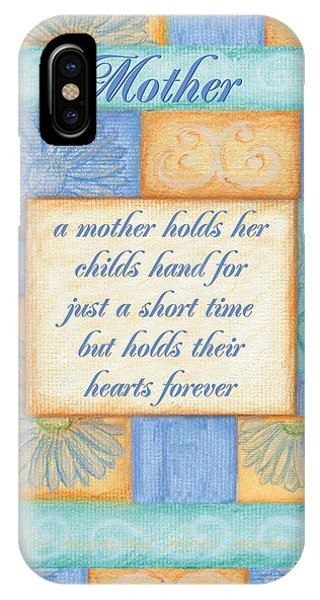 Bloom iPhone Case - Mother's Day Spa Card by Debbie DeWitt