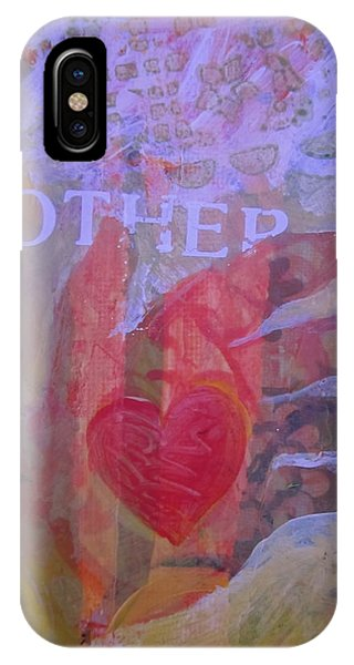 Mother's Heart IPhone Case