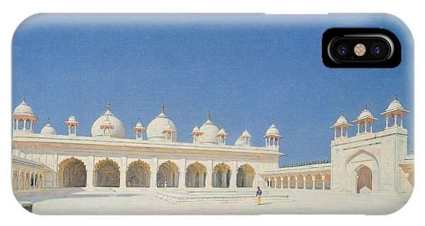Moti Masjid, Agra IPhone Case