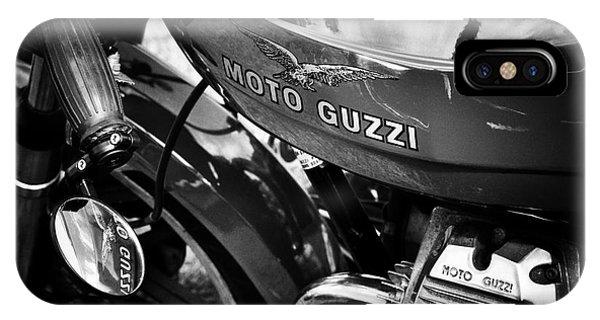 Moto Guzzi Le Mans  IPhone Case