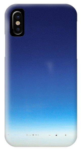 Moto On Salar IPhone Case