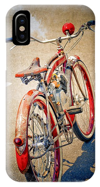 Motor Bike IPhone Case