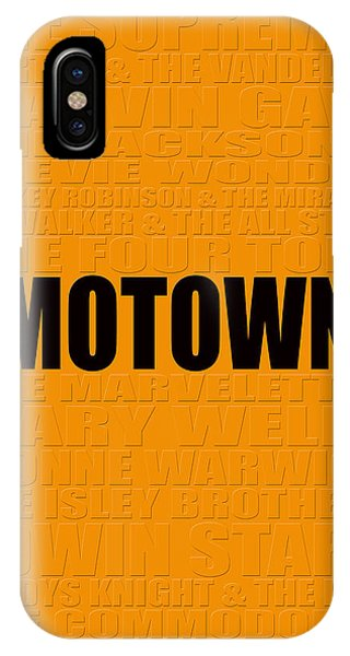 Motown IPhone Case