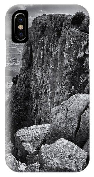 Mount Arbel IPhone Case