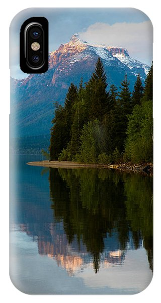 Mount Cannon IPhone Case