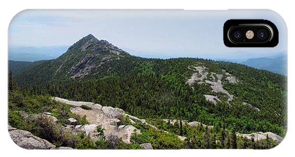 Mount Chocorua From The Sisters IPhone Case