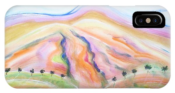 Mount Diablo IPhone Case