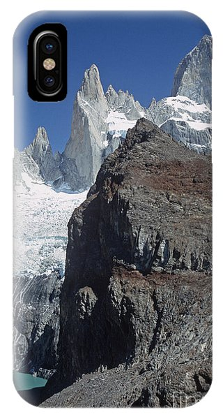 Mount Fitzroy Patagonia IPhone Case