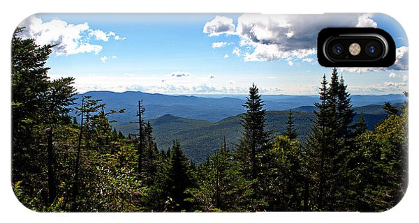 Mount Mansfield IPhone Case