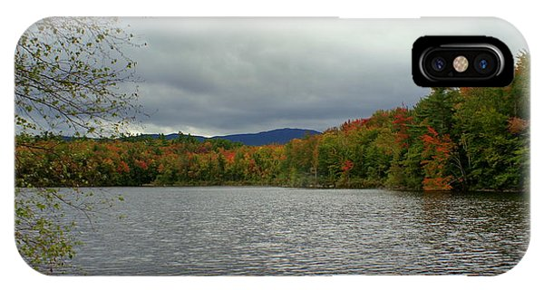 Mount Monadnock In Fall View 3 IPhone Case