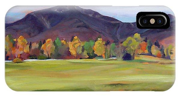 Mount Osceola New Hampshire IPhone Case