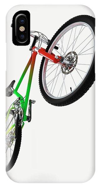 Mountain Bike Phone Case by Dorling Kindersley/uig